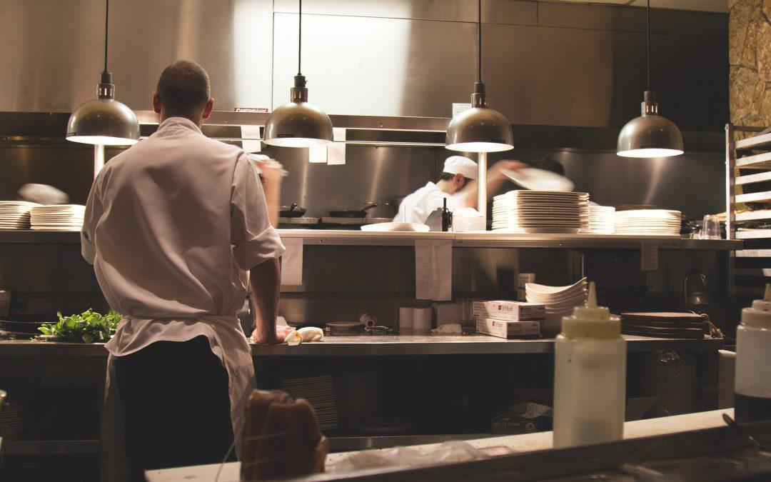 Élelmiszeripari betanított munkás