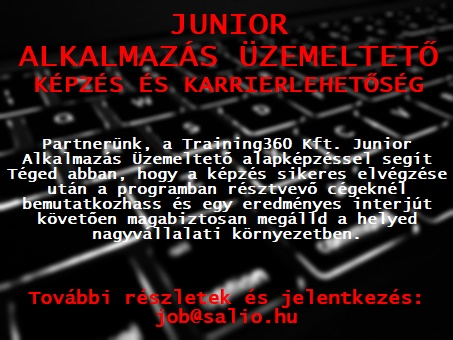 ALKALMAZÁS ÜZEMELTETŐ (Budapest)
