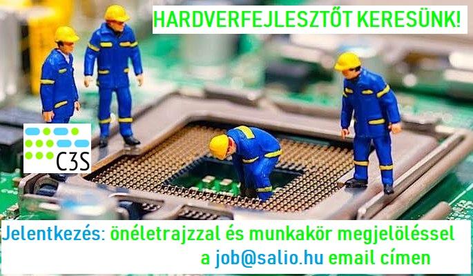 HARDVERFEJLESZTŐ MÉRNÖK (Budapest)